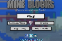 Mine Blocks - Zrzut ekranu