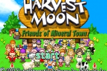 Harvest Moon - Zrzut ekranu