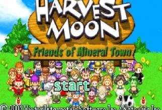 Graj w Harvest Moon
