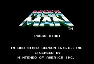 Graj w Mega Man