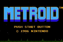 Metroid - Zrzut ekranu