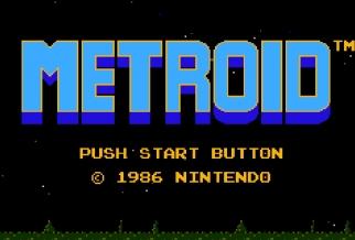 Graj w Metroid