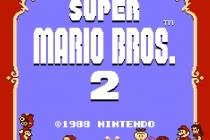 Super Mario Bros 2 - Zrzut ekranu