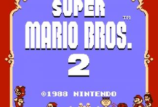 Graj w Super Mario Bros 2