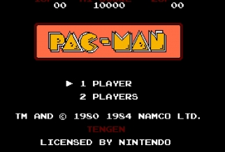 Graj w Pac-Man