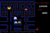 Pac-Man - Zrzut ekranu