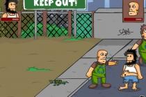 Hobo - Zrzut ekranu