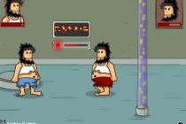 Hobo 5: Atak kosmitów - Zrzut ekranu