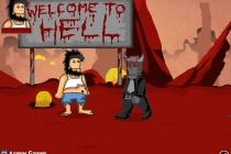 Hobo 6: Piekło - Zrzut ekranu
