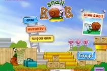Ślimak Bob - Zrzut ekranu