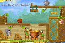 Ślimak Bob 2 - Zrzut ekranu