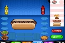 Papa's Hot Doggeria - Zrzut ekranu