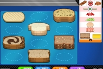 Papa's Cheeseria - Zrzut ekranu