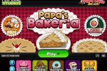 Papa's Bakeria - Zrzut ekranu