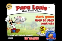 Papa Louie - Zrzut ekranu