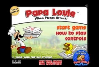 Graj w Papa Louie